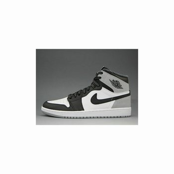 555088-104 Air Jordan 1 Retro High OG White/Black-Neutral Grey