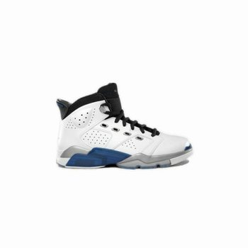 428817-101 Air Jordan 6-17-23 White University Blue Black A06016