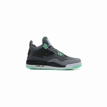 408452-033 Air Jordan 4 Retro GS Green Glow