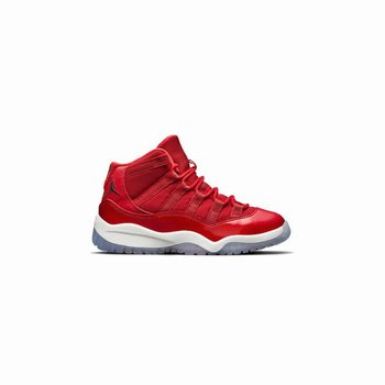 Air Jordan 11 Gym Red (Win Like'96) Gym Red/White-Black 378039-623